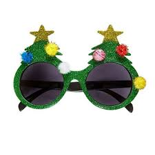 christmas glasses partyngifts christmas glasses one size specs fancy dress