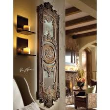 uttermost domenica wall art decor with antiqued mirrors uttermost
