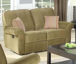 velvet chenille reclining livng room wynnewood u440m olive