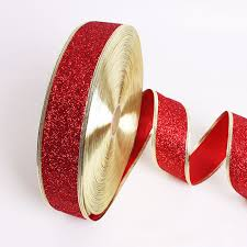 wired christmas ribbon buy christmas wired ribbon and get free shipping on aliexpress