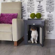 Dog Bed Nightstand Dog Crate End Table Ebay