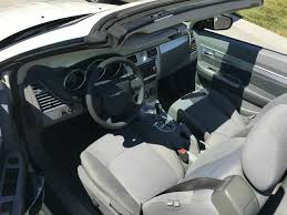 2003 Chrysler Sebring Interior 2008 Chrysler Sebring Interior Pictures Cargurus