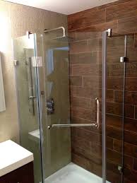 bathrooms home perfection contracting a stunning glass enclosed shower