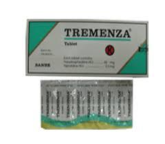Obat Tremenza tremenza tablet apotek gentan