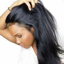 is island medium hair a wig 360 lace wigs 180 density brazilian virgin hair straight circular