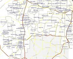 Atlanta Street Map Atlanta Neighborhoods Atlanta Real Estate