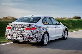 bmw hydrid premiere bmw 3 series in hybrid prototype