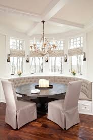 Kitchen Booth Seating Kitchen Transitional Kitchen Nook Table Dining Room Transitional With Banquette