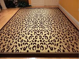 Leopard Print Runner Rug Flooring Zebra Print Rugs Zebra Carpet Leopard Rug