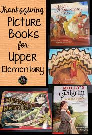 teaching fourth 4 fabulous thanksgiving themed books for