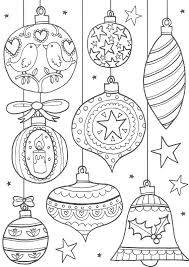 coloring pages ornaments printable coloring pages