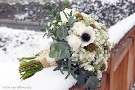 Porte Alliance Fleur Organiser Son Mariage En Hiver L U0027accroche Coeur La Rosière