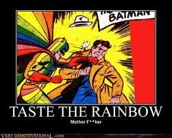 Taste The Rainbow Meme - taste my rainbow powers meme by mdog4 memedroid