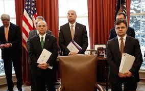 Barack Obama Cabinet Members Jeh Johnson In Barack Obama Meets With Enrique Pena Nieto Zimbio