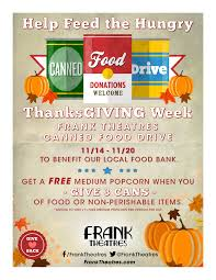 thanksgiving drive archived events