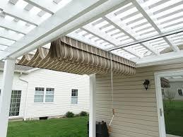 pergola diy retractable pergola canopy schwep