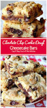chocolate chip cookie dough cheesecake bars can u0027t stay out of