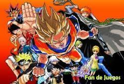 imagenes juegos anime goku anime juego de pelea juego online fandejuegos com