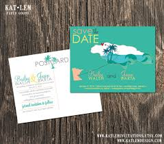 wedding invitations jamaica jamaica save the date kingston montego bay destination