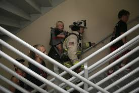 Firefighters Stair Climb by Good Climb Good Cause The San Diego Union Tribune