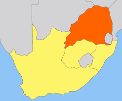 Blank Map Of South African Provinces by Map Of The South African Republic Transvaal In South Africa Maps
