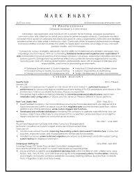 Pl Sql Developer Sample Resume by Pl Sql Resume Sample Resume Templates Pl Sql Developer Picturesque