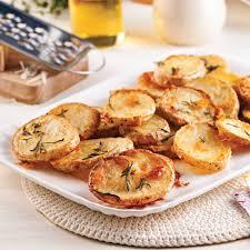 recette de cuisine pomme de terre pommes de terre rôties au parmesan recettes cuisine et nutrition