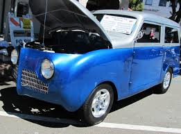 crosley car eye candy the little car show gently invades pacific grove