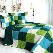 Blue Quilted Coverlet Dark Blue Quilt Bedding Eliza Lace Blue Quilt Coverlet Bedding