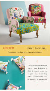 Interesting Color Combinations by Home Artist Collaborations Anthropologie