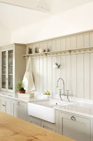 Kitchen Beadboard Backsplash by Best 25 Shaker Style Kitchens Ideas Only On Pinterest Grey