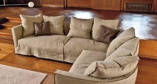 trend sofa modular sofa contemporary fabric 2 seater lov trend