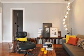 An Interior Design That Blends Modern  Vintage Design Milk - Modern and vintage interior design