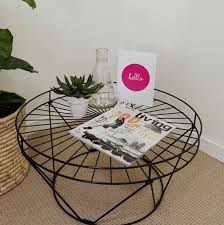 plant stand from kmart australia sprayed black kmarthack home