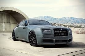 roll royce ross this tuner just made the most badass wide body rolls royce wraith