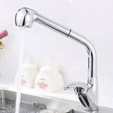 best quality wholesale and retail kitchen faucet chrome cast