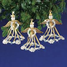 maxim golden beaded ornament kit