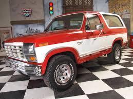 white bronco car 1986 ford bronco xlt 4x4 oldtimer for sale en