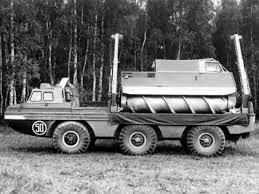 amphibious vehicle ww2 zil amphibious vehicles a cool soviet era invention