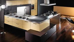 kitchen islands with hob cabinets hood builtin oven and natural