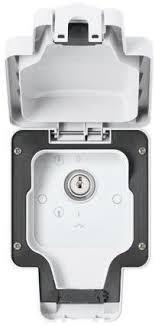 key operated light switch k56425whi white 20 a flush mount key operated light switch mk