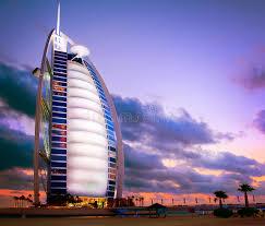dubai burj al arab hotel stock photo image of arab 22235902