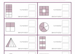 3rd grade fractions worksheets u0026 free printables education com