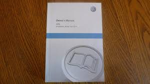 2014 jetta owners manual 100 images volkswagen jetta reviews