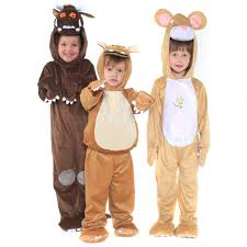 kids gruffalo mouse world book day fancy dress costume 5 7 years