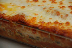 Meat Lasagna Recipe With Cottage Cheese by Spinach Cottage Cheese And Meat Lasagna Eatapedia