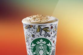 lacquer lockdown starbucks fall limited edition paper cup