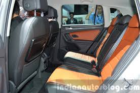 volkswagen suv 2015 interior 2016 vw tiguan unveiled at iaa 2015 report mega gallery