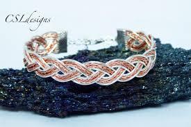 weave wire bracelet images Braided wire bracelet jpg