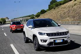 jeep compass 2017 new jeep compass officially launched in europe 38 photos